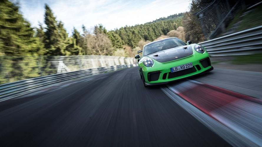 Porsche 911 GT3 RS - Nürburgring