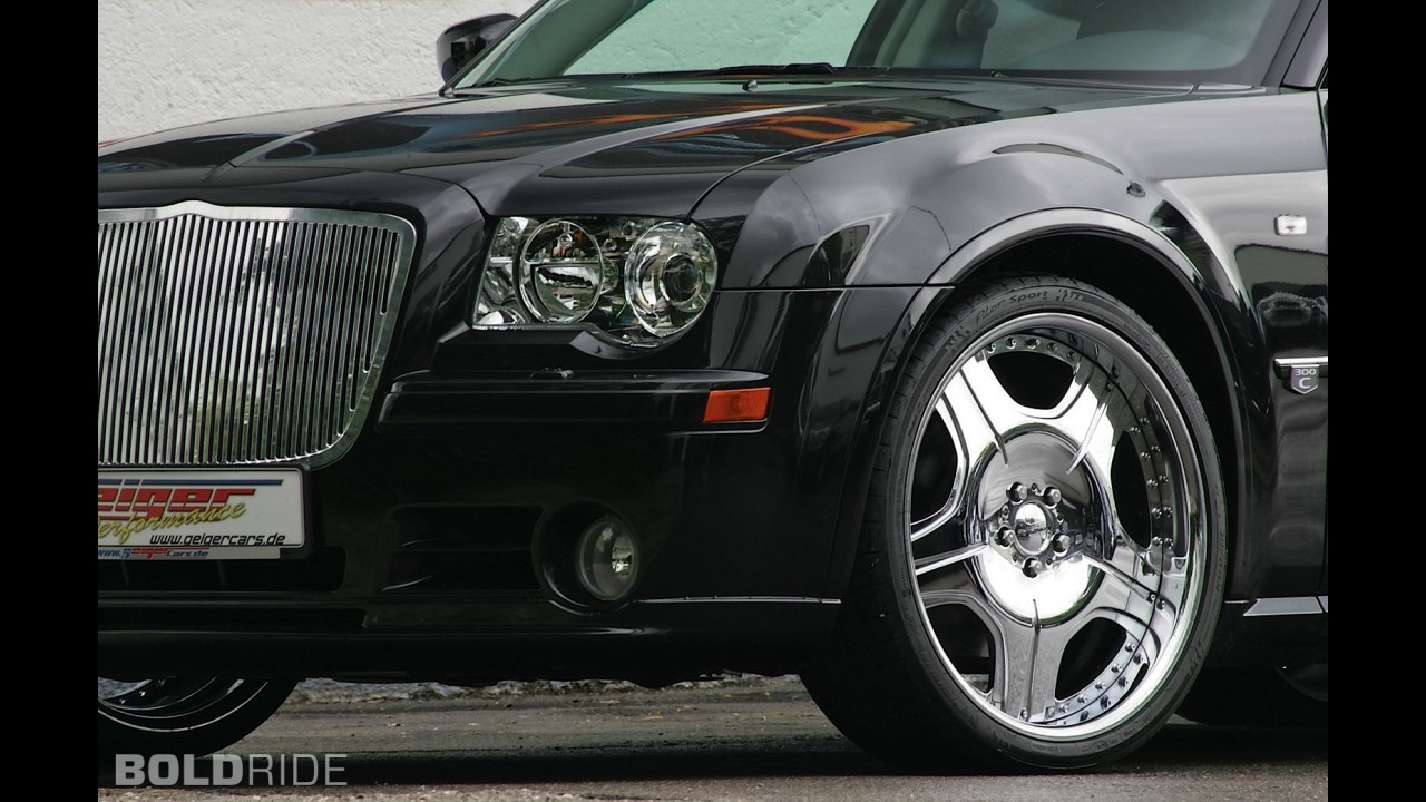GeigerCars Chrysler 300C SRT8