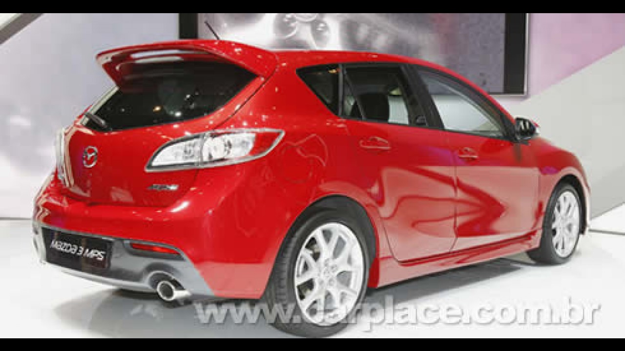 sal o de genebra 2009 mazda exibe a vers o esportiva mazda3 mps de 263 cv. Black Bedroom Furniture Sets. Home Design Ideas