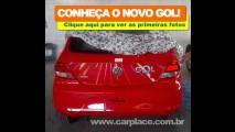 Novo Volkswagen GOL 2008 Geração 5 Veja como pode ser o novo visual