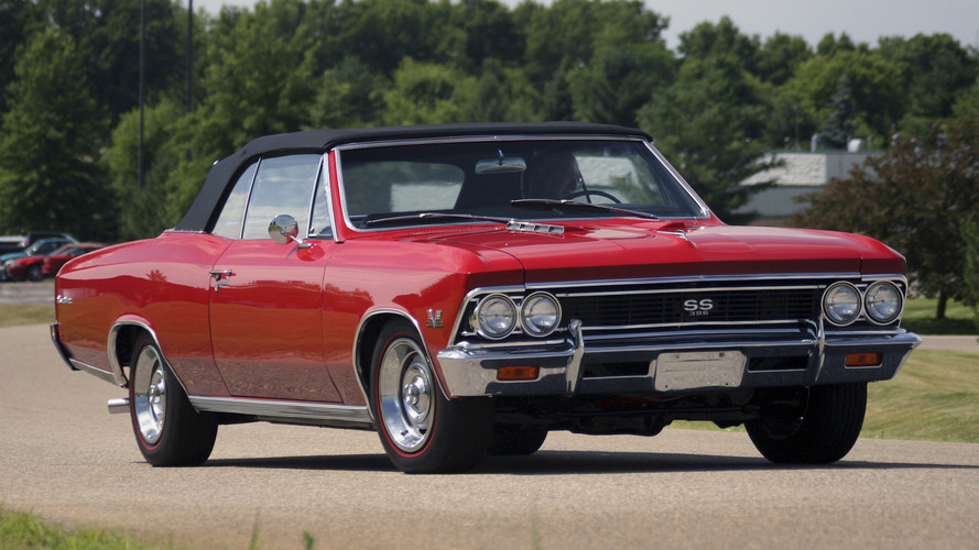 The List Top 5 Chevy Chevelles on chevy malibu muscle car