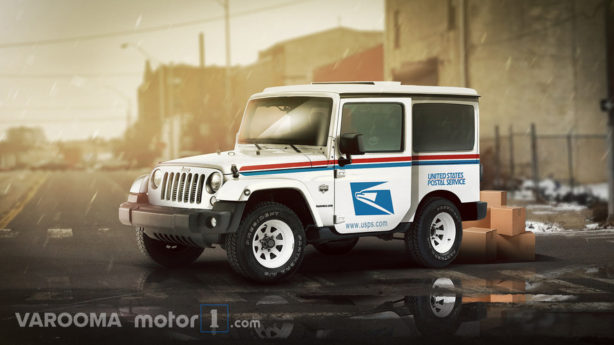 Next Gen Mail Trucks That Will Make You Go Postal