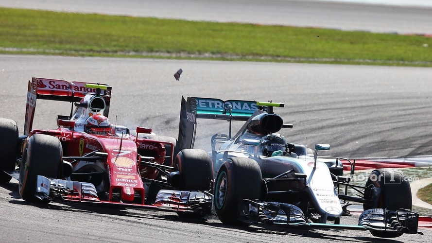 Wolff: Rosberg penalty was 'complete nonsense'