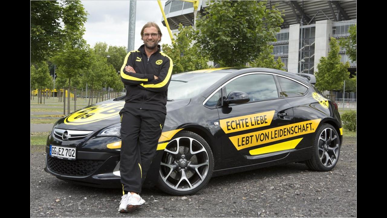 Jürgen Klopp: Opel Astra OPC