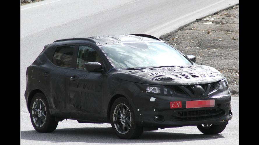 Erwischt: Nissan Qashqai