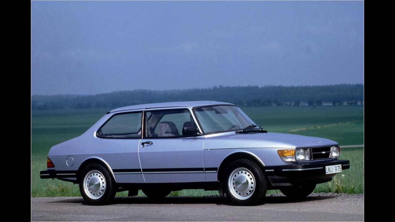 Zwitter: Der kurzlebige Saab 90 mixte Stilelemente des 99 und des 900