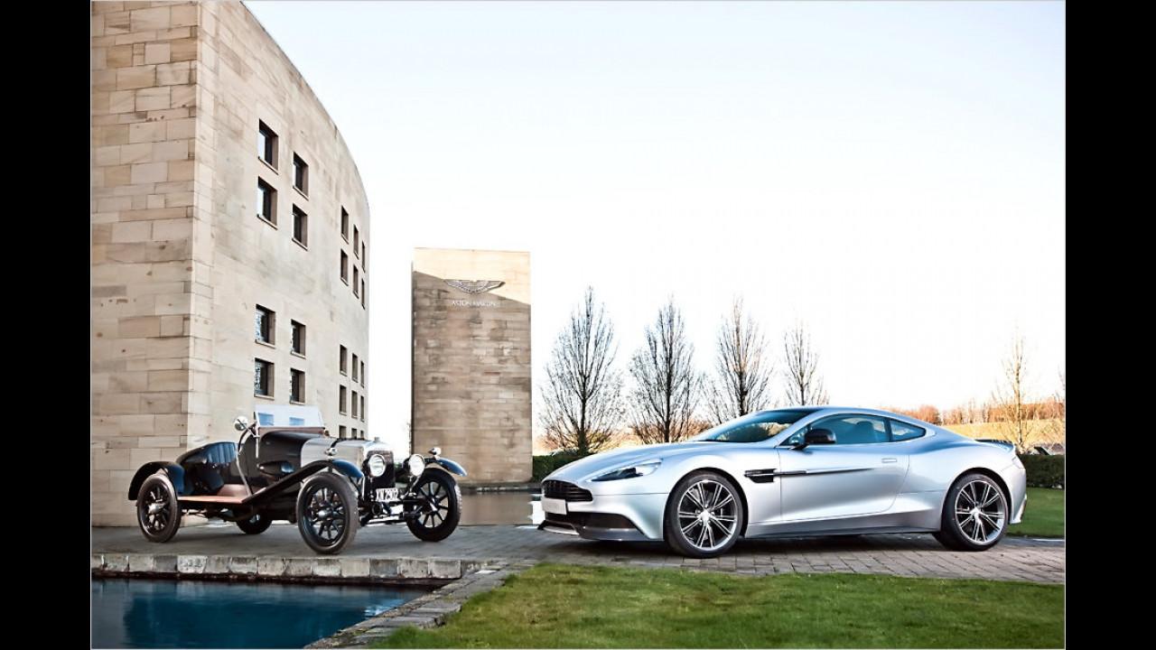 100 Jahre Aston Martin
