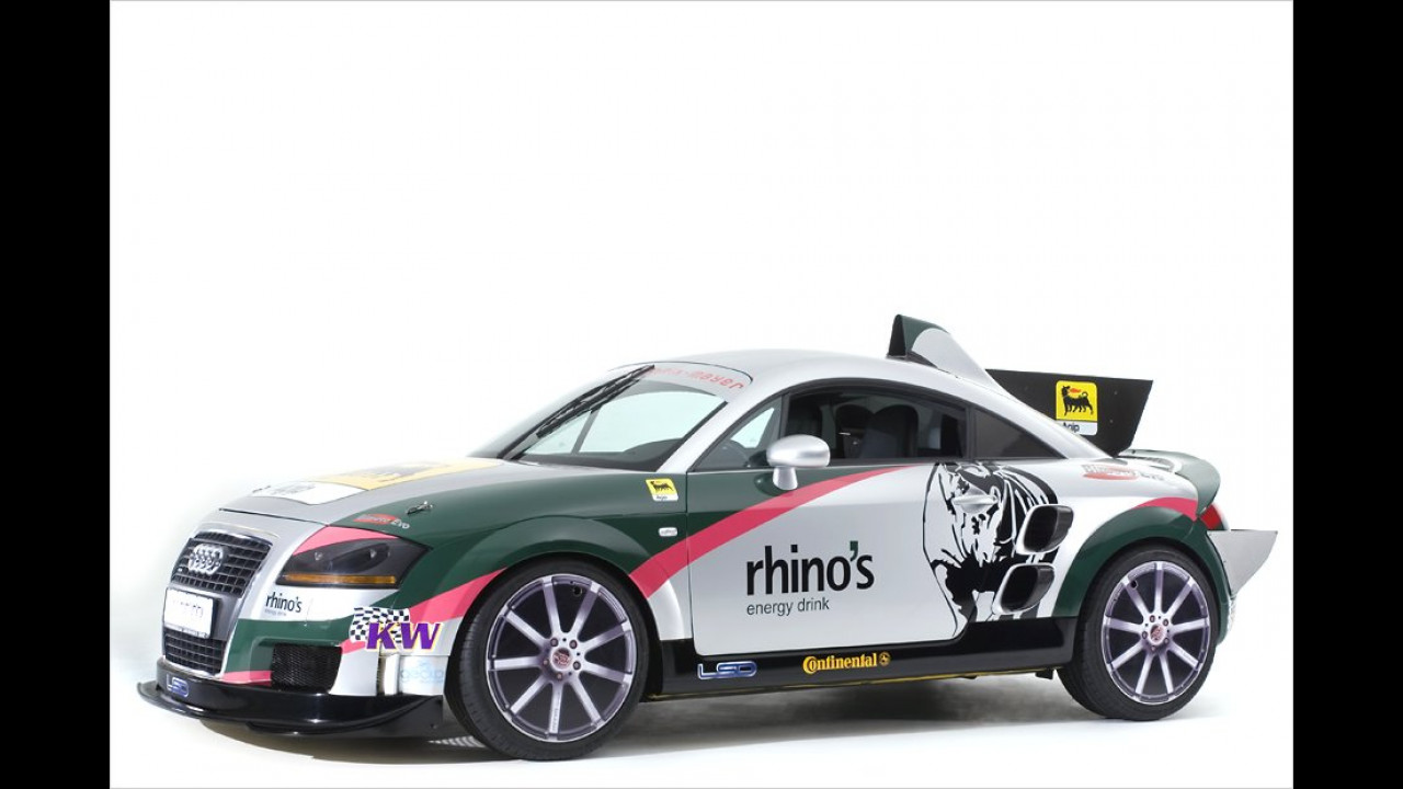 393 km/h: MTM TT bimoto
