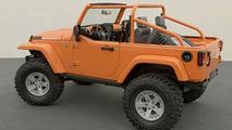 Jeep Wrangler Rubicon King