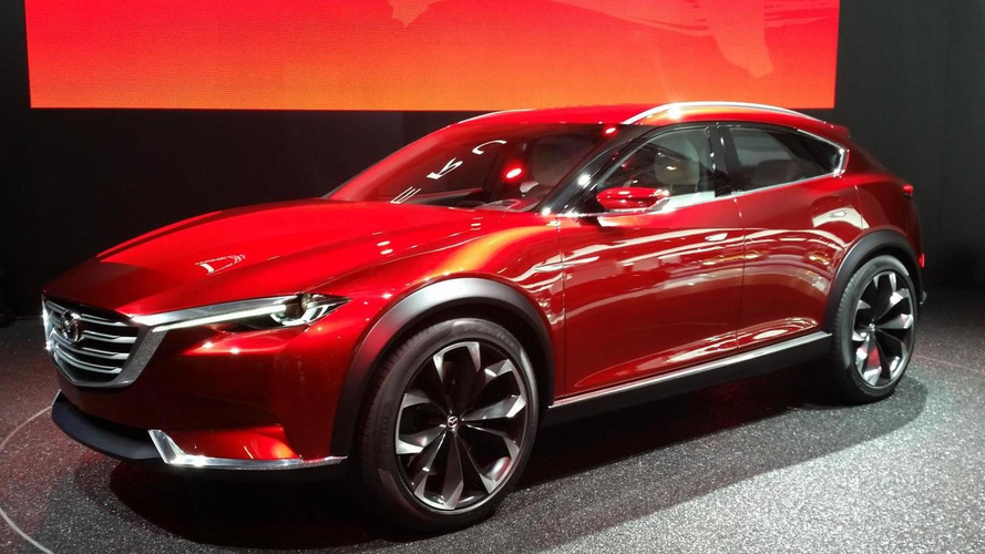 Mazda CEO hints the Koeru concept will go into production