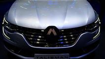 Renault Talisman sedan in Frankfurt 2015