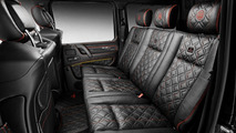 Mercedes-Benz G500 4x4 by Brabus