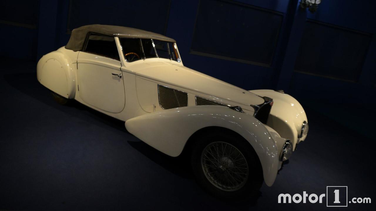 Collection Schlumpf - Les voitures de prestige françaises