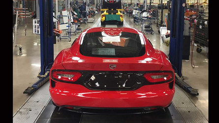 The Last Dodge Viper Has Quietly Driven Into The Sunset