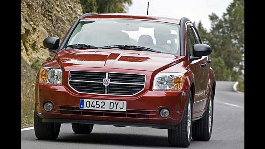 Dodge: Mit Groß-Kaliber in die europäische Golfklasse