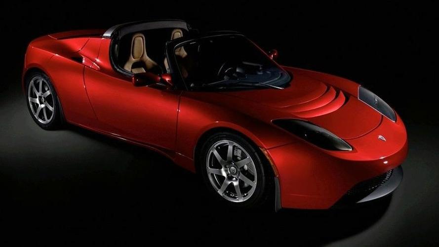 Tesla Roadster Gets Air Bag Exemption