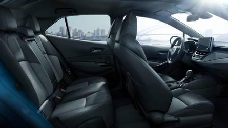 2018 Toyota Auris'in iç mekân fotoğrafları geldi!