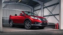 Honda CR-V Roadster April Fools