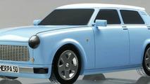 Herpa's Trabant Vision