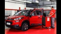 De olho no pós-venda, Citroën anuncia revisão a R$ 1 por dia para C3 e Aircross