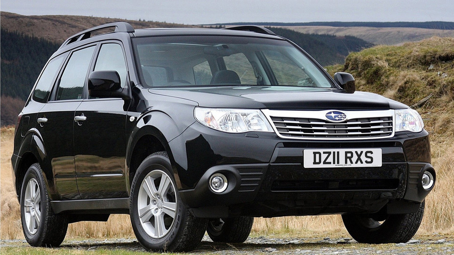 Subaru faz recall do Forester no Brasil por risco de incêndio