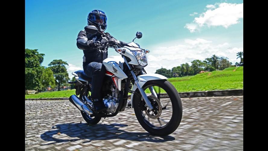 Motos flex superam 5 milhões de unidades vendidas no Brasil em sete anos
