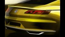 Novo Passat CC antecipa próxima linguagem visual da VW