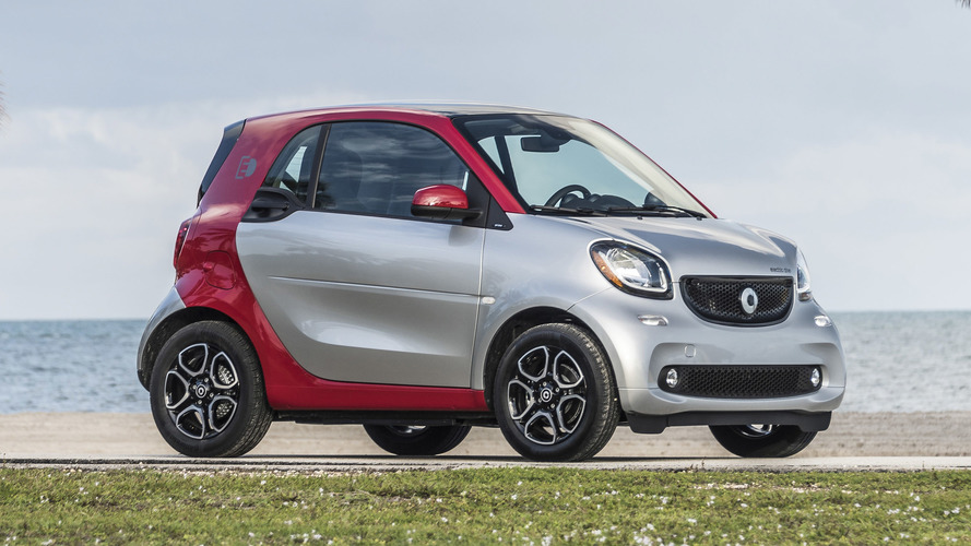 İnceleme: 2017 Smart ForTwo Electric Drive