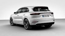 2018 Porsche Cayenne Turbo resmi tanıtım