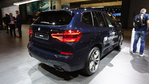 2018 BMW X3 M40i at Frankfurt Motor Show