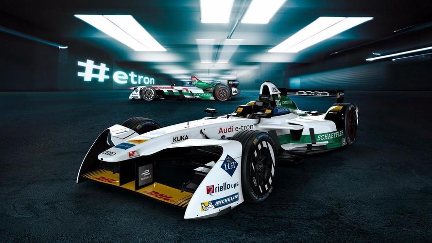 Audi revela su primer coche para la Fórmula E