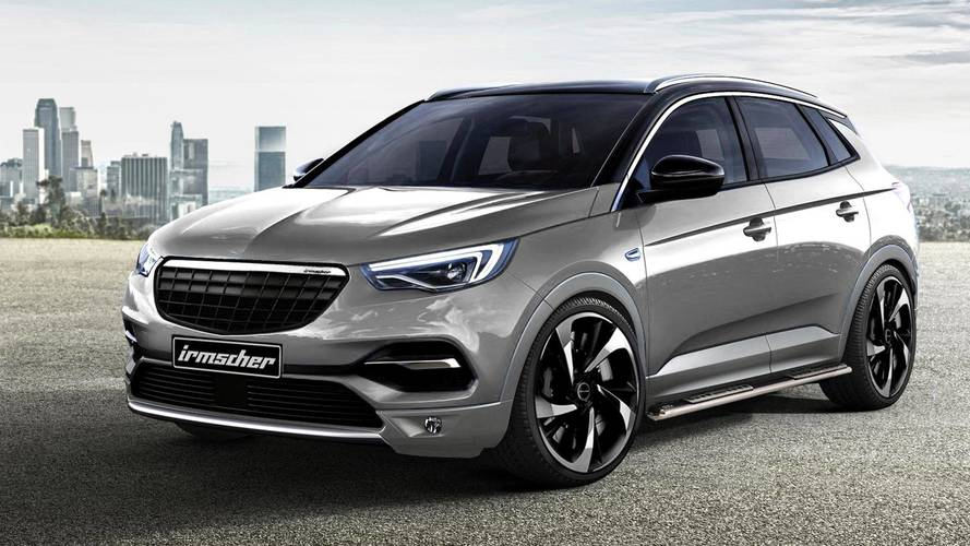 Tuned Opel Grandland X Has 25-HP Boost, Subdued Body Kit
