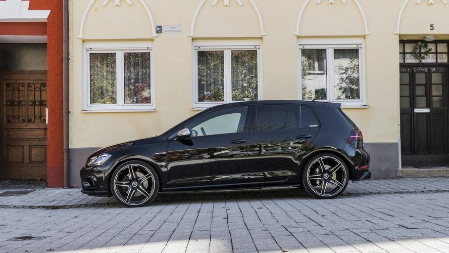 ABT sube a 400 CV la potencia del Volkswagen Golf R