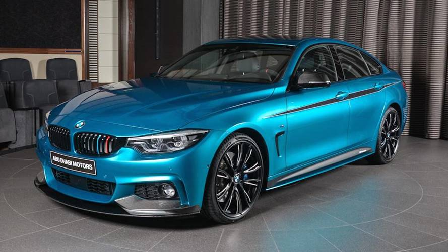 BMW 440i M Performance Is The Closest Thing To An M4 Gran Coupe