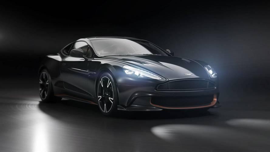 Aston Martin Vanquish S Ultimate, despedida a lo grande