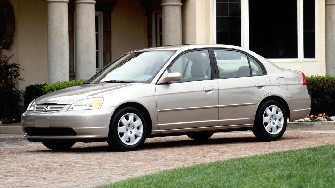 2002 Honda Civic EX