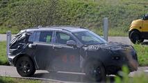 Possible Fiat C-segment SUV spy photo