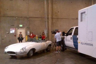 Stolen Jaguar Recovered After Being Stolen 47 Years Ago