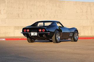 Rare '69 Chevrolet Corvette L88 Set to Cross the Block