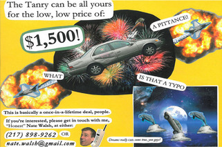 St. Louis Man Creates Insane Ad to Sell 1999 Toyota Camry