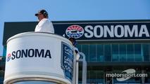Sonoma raceway starter box