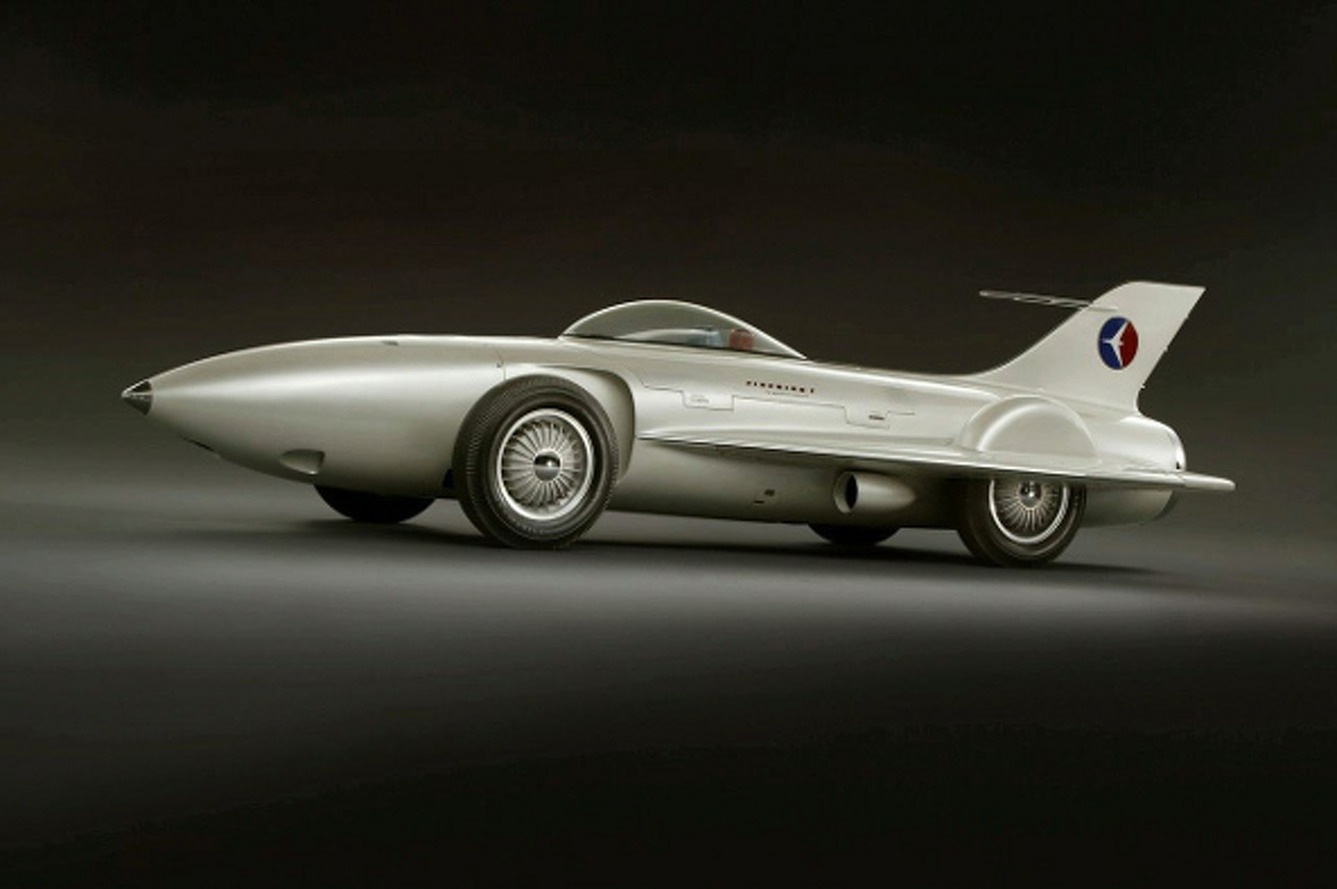 It's a bird!  It's a plane!  No, it's the 1954 Firebird I.