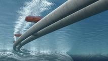 Norway underwater tunnel