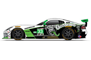 Richard Rawlings' Gas Monkey Viper is About to Go Racing
