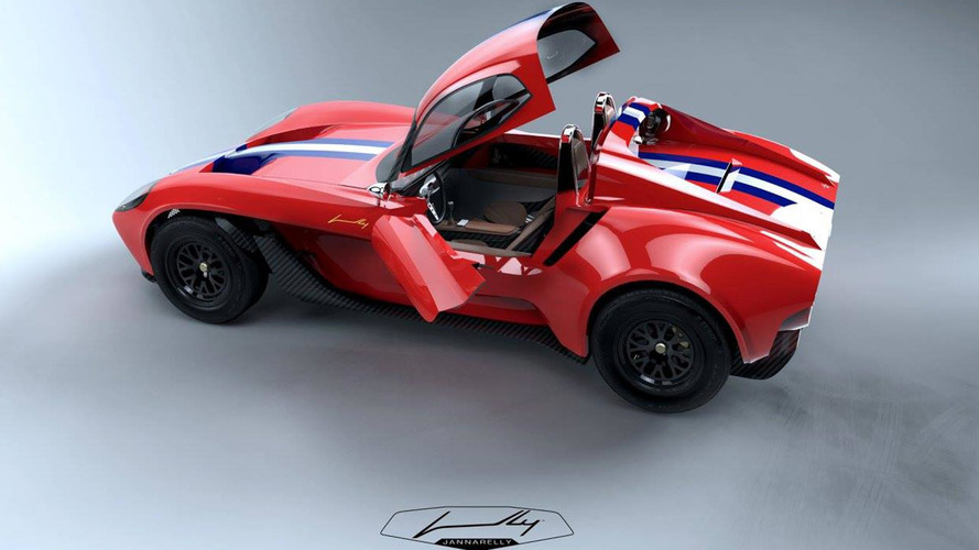 Jannarelly Design 1 available with bizzare tipping hardtop