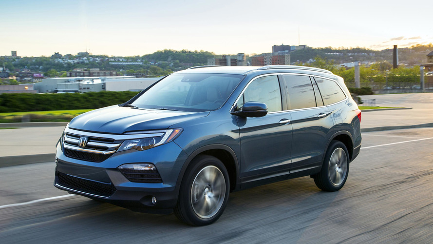 2017 Honda Pilot updated, except for the one thing we wanted most