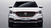 MG ZS leaked official photo