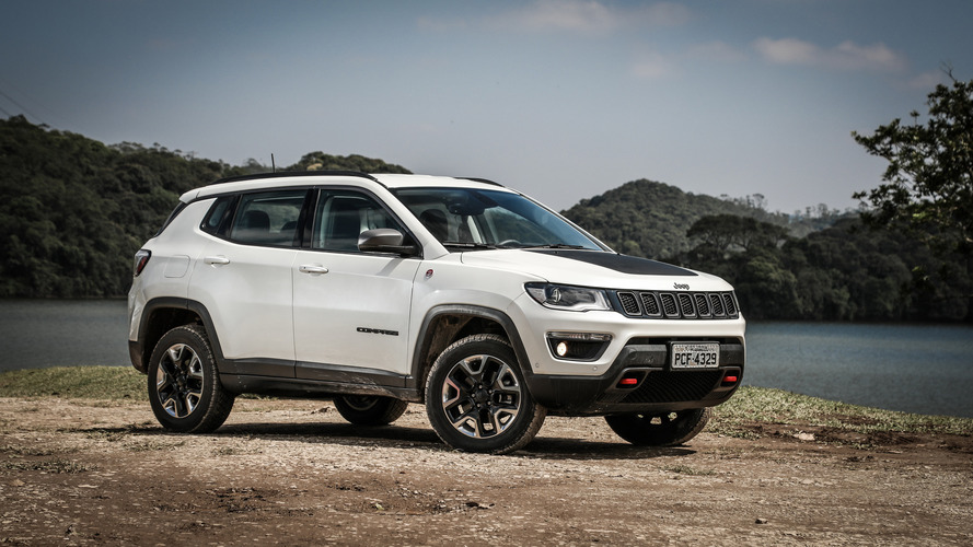 2017 Jeep Compass First Drive: An early look at the Brazilian version