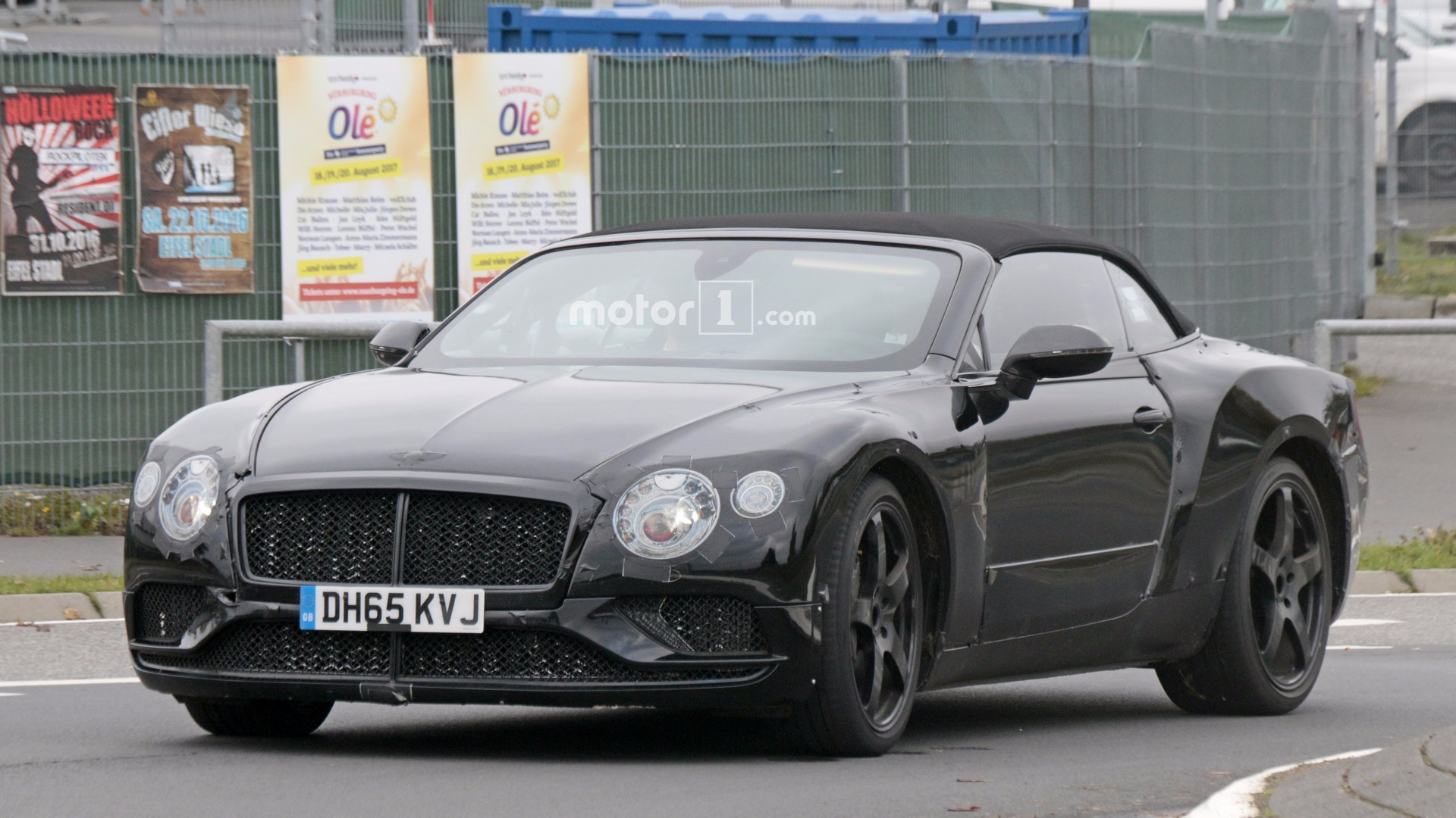 2018 bentley continental gt gtc stalked at the nurburgring 29 photos. Black Bedroom Furniture Sets. Home Design Ideas