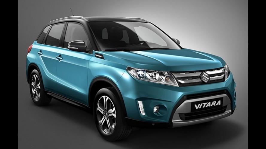 Suzuki anuncia lançamento do novo Vitara no Brasil